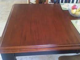 fixing a wood table with a nail polish remover stain household stuff real wood wood table and remove nail polish