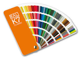 Ral Chart Download Ral Colours Ral K7