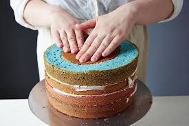 Image result for How to make a regular cake successful fragile and delicious