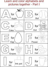 Color Recognition Worksheets For Kindergarten - Color of Love ...
