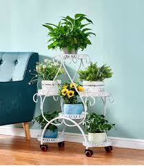 13 stunning wrought iron plant stand