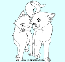 Small Picture Deviantart Warrior Cats Coloring Pages Coloring Coloring Pages