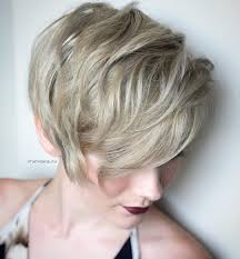 Top 10 Trendy Low Maintenance Short Layered Hairstyles 2019