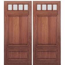 craftsman double front door. MAI Doors HTC600-2 | 72\ Craftsman Double Front Door A