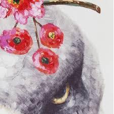 <b>Картина Bird</b> 72X102 CM, <b>Kare</b> K61555 купить в интернет ...