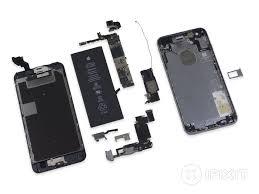 Iphone 6 Plus Screw Size Chart Iphone 6s Plus Teardown