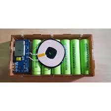 Box sạc dự phòng (ko mạch) - sạc nhanh không dây 4-10 cell (mẫu 3)