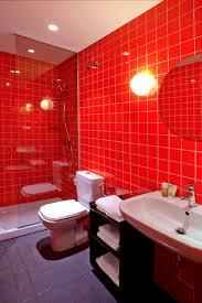 Dark Red Bathroom Bathroom Fascinating Best Exotic Gray Bathroom Modern Red