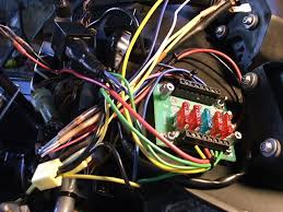 ktm 640 adventure hid upgrade w centech adventure rider 3 30a potted relays were installed since i had already discovered the stock wiring was a bit undersized to fire the new hid 8217 s