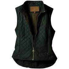 Women's Outback Trading Company® Quilted Oilskin Vest, Olive Green ... & Women's Outback Trading Company® Quilted Oilskin Vest, Olive Green - From  Mom Adamdwight.com