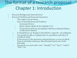 Example Research Proposal Outline - Advantages Of Selecting Essay ...