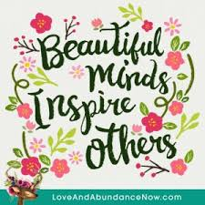Beautiful Minds Inspire Others Quotes Best of Beautiful Minds Inspire Others Grateful Quotes Miracles Quotes