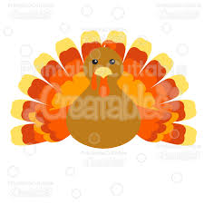 ✅ download free mono or multi color vectors for commercial use. Cute Thanksgiving Turkey Free Cutting File Clipart