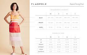 Victoria Secret Size Chart Swim Size Fit Flagpole Womens Swimwear Size Guide