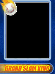 Size Of A Baseball Card Baseball Card Size Template Mathosproject