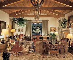 spanish style furniture. Spanish Colonial Interiors Style Furniture