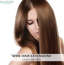 Bolcom Wire Flip Hair In Hairextensions Met Laagjes 60 Cm Light