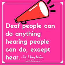 Jobs Deaf People Can Do Welcome To Chidi Olujies Blog What Can Deaf People Do