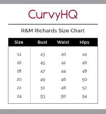 Plus Size Rm Richards 8442w Dress At Amazon Womens Clothing