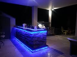 outdoor kitchen lighting. Use These Pictures For Your Inspiration Feel Free To Ask Us Questions About LED Lighting In The Comment Section Below Outdoor Kitchen C