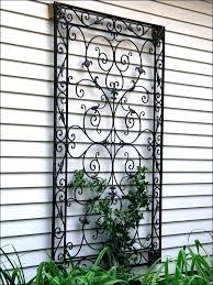 outdoor wall art ideas wrought iron wall decor ideas metal outdoor metal garden wall art metal