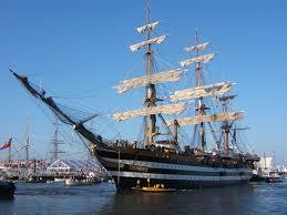 La Nave Scuola della Marina Militare Amerigo Vespucci giunge nel porto di  Trieste - Ilfriuliveneziagiulia