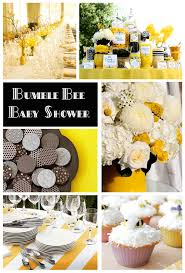 Interior Design  Amazing Bumble Bee Themed Baby Shower Bumble Bee Baby Shower Party Favors