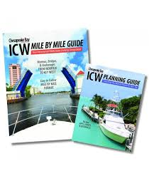 Icw Navigation Charts Icw Mile By Mile Guide With Icw Planning Guide 2019 Edition