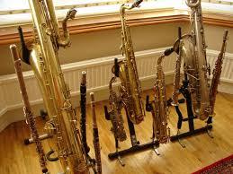 saxophone stands