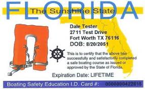Safety Boating Program Education Florida's