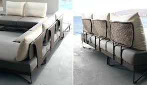 italian outdoor furniture brands. Italian Patio Furniture Outdoor Sofas Of Coral Reef Collection Rattan Made In . Brands N