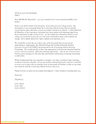 Awesome Mla Letter Format Types Of Letter
