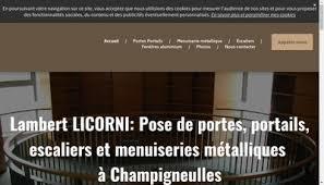 Lambert Licorni (Champigneulles)   Avis, Emails, Dirigeants, Chiffres  d'affaires, Bilans   768800039