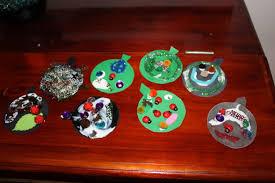 Christmas Craft Christmas Kids Craft Flat Christmas Tree Decoration Stayat