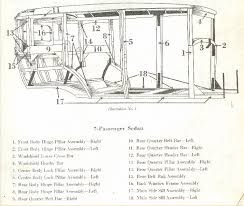 1931 chev welcome factory diagrams coupe top bows sedan