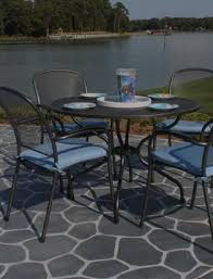 wrought iron outdoor furniture. Delighful Outdoor Carlo Collection Intended Wrought Iron Outdoor Furniture