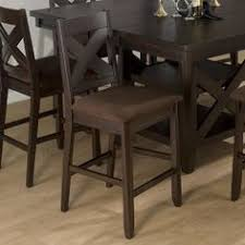jofran 453 series square rectangular counter height dining table in espresso lowest on all jofran 453 series square rectangular counter