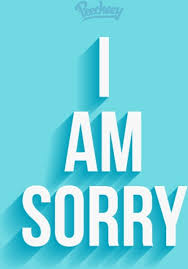 I Am Sorry Free Vector In Adobe Illustrator Ai Ai Vector Enchanting Sorry Image Download