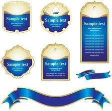 Blue Ribbon Design Blue Ribbon Vector Free Vector Download 11 664 Free Vector
