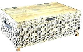 round wicker coffee table with storage rattan pouf wicker coffee table with storage wicker round coffee
