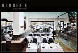 No 8 Restaurant .