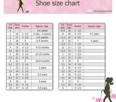 Kids Shoe Size Chart Printable 66 Veritable Kids Shoe Size Converter Brazil Usa