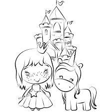 Unicorni Da Colorare Animali Magici E Leggendari Mondofantasticocom