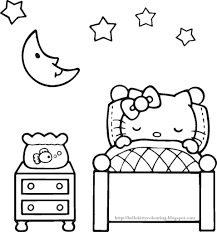 Small Picture Perfect Coloring Page Activity For A Sleepover Whether You Call