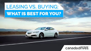 Leasing Vs Buying What Is Best For You