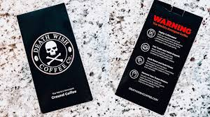 Buy death wish death cups 10 count single serve coffee pods, world's strongest coffee, dark roast, keurig capsules, k cups, capsule cup, usda certified organic, fair trade, arabica and robusta beans at walmart.com Death Wish Coffee Review 2021 Do Not Drink Before You Read This