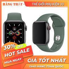 Smart Watch Seri 5, Đồng Hồ Thông Minh T500 Bản 2020, Bluetooth,Chống  nước,Đo Nhịp Tim,Giao diện tiếng Việt ,Thay dây - Đồng Hồ Thông Minh
