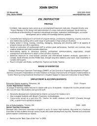 Sample Resume English Teacher Teacher Resumes Samples Unique Sample