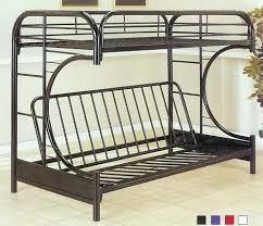 black metal futon bunk bed concept bedroom design92 black