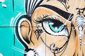 pouliční umění, graffiti, malovat, ulice, městský, barva, design, zeď,  barvitý, styl, chladný | Pikist